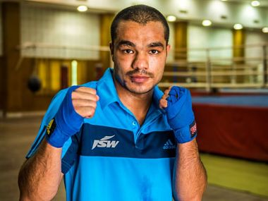 Boxing: Vikas Krishan goes down fighting, settles for silver in Asian Championships