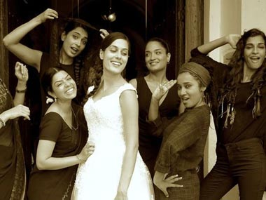 A still from Angry Indian Goddesses. IBNLive