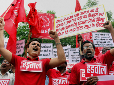 Bank unions plan strike on 26 December against BoBVijayaDena merger govt banks to go ahead with decision