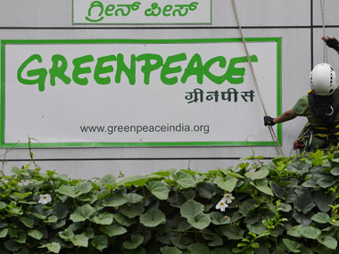 Govt blocks foreign funds for Greenpeace India NGO says it wont be deterred