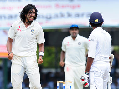 Ishant suspended for one Test following altercation, to miss SA opener at Mohali