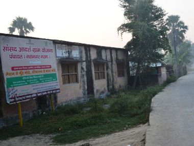 A strong bond with the past Why this little known village in Bihar votes only for BJP