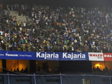 The chaos caused in Cuttack is going to make things worse for fans in India. AFP