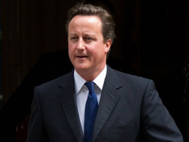 'My firm conviction' that Britain should join Syria airstrikes, PM David Cameron tells