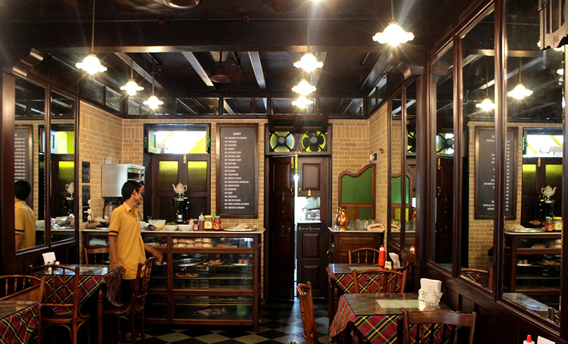 Restaurant review Irani Chaii Mumbais first Irani cafe in 50 Years