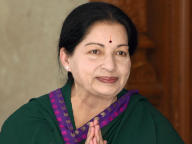 Jayalalithaa govt opposes Centre's move for common medical entrance test