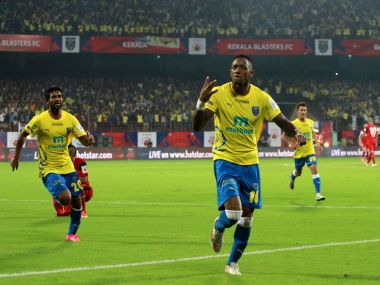 ISL 2015: Kerela Blasters off to a flying start, record 3-1 win against NorthEast United