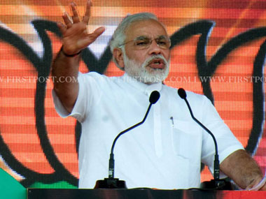 Modi escalates attack on Lalu: 'How did Shaitan find your address?'
