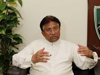 Parveiz Musharraf. Reuters