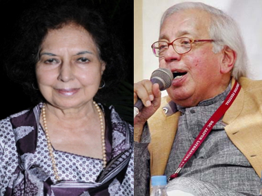Sahitya Akademi is not a govt organisation Chairperson responds to Sahgal Vajpeyi