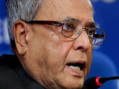 Protest against India's ties with Israel marks President Pranab's visit to Palestine