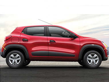 Renault Kwid's bookings race past 25,000 in less than two weeks