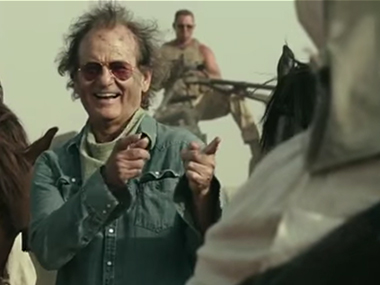 Rock the Kasbah review: This film is so flat, it makes Bill Murray seem criminally boring
