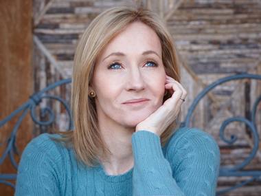 File photo of JK Rowling. Image Credit: Official Facebook page