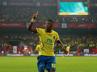 At Arsenal but not quite: Kerala Blasters' Sanchez Watt on the struggles of a