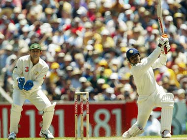 For Virender Sehwag the only ball that mattered was the one he was about to face