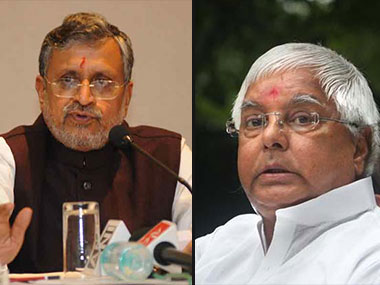Bihar polls: Sushil asks Lalu to apologise for beef remark