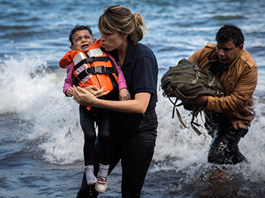"""Exodus Unlimited: """"The greatest tide of refugees is yet to come"""""""