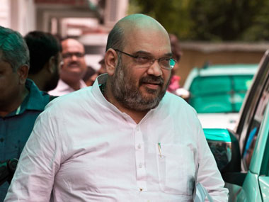 Plea in Bombay HC seeks withdrawal of petition on Amit Shah's discharge in fake encounter