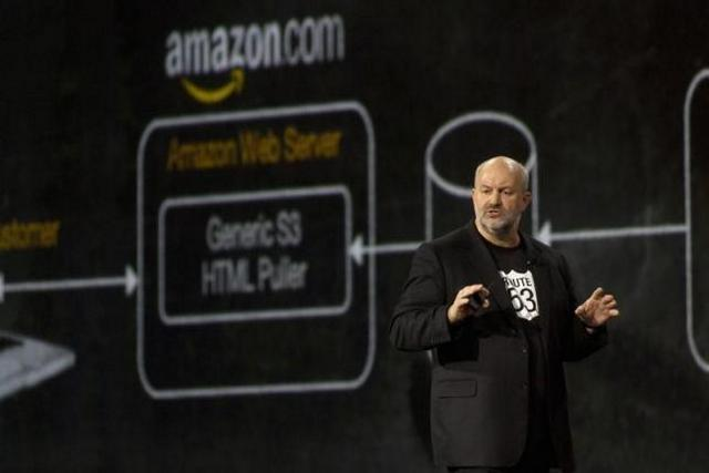 Amazon launches platform to build apps for IoT