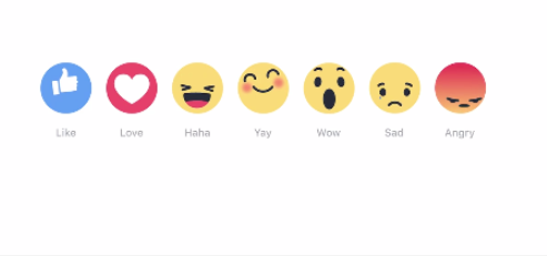 Move over dislike button: Facebook to test 'sad' and 'angry' reaction emojis