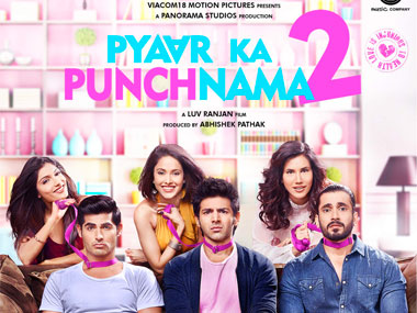 Pyaar ka Punchnama 2 review Hunks get pyaar and babes get punches in this offensive plot