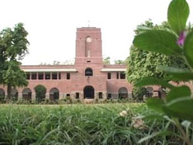 A file photo of the St Stephen's College. Ibnlive