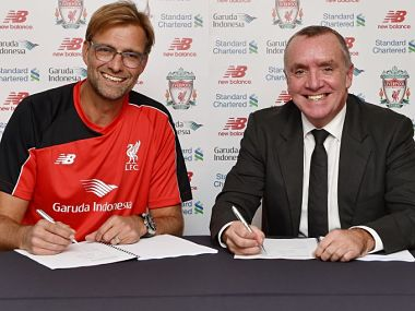 Liverpool appoint charismatic Juergen Klopp as manager