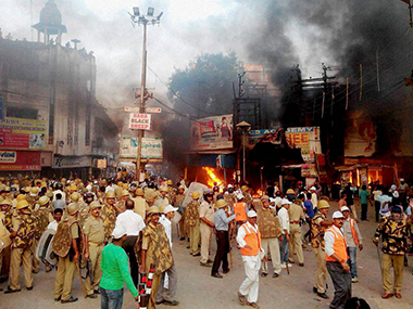 Will go to any extent to save dignity of seers in Varanasi, says BJP