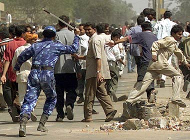 Nearly 50 people arrested for Varanasi violence security intensified