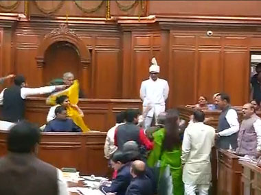 Left out of the Winter Session: Speaker suspends BJP MLA OP Sharma after sexist remarks