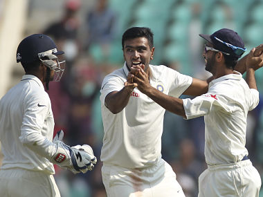 India vs South Africa stats: Ashwin's splendid year and end of South Africa's unbeaten