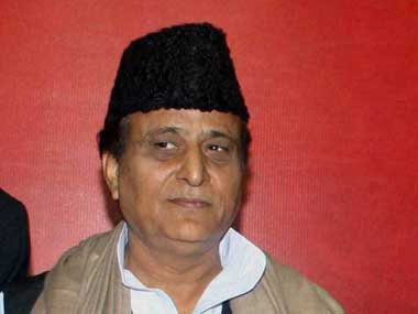 Azam Khan hits out at Imam Syed Bukhari, calls him an 'RSS agent'