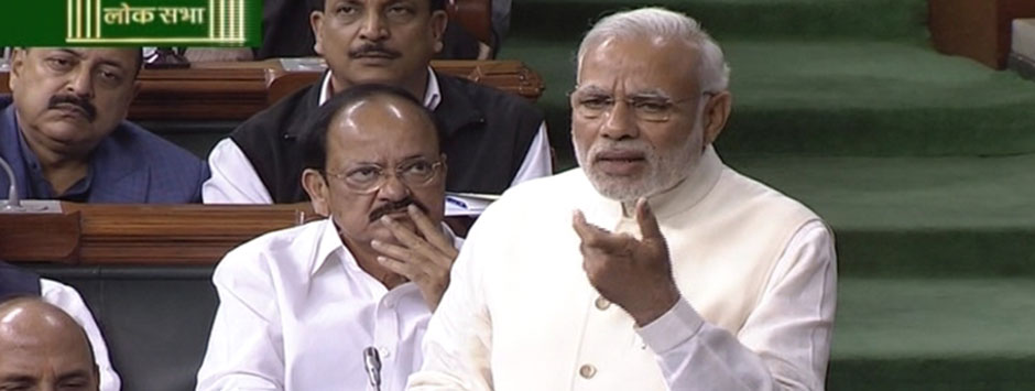 Modi modified: PM surprises with graciousness but will he bring back sanity to Indian