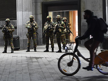 Brussels extends terror alert over fears of an imminent terror attack