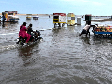 The flood story from Kashmir to Chennai: Why don't we ever learn a lesson?