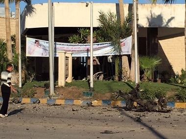Death toll in Islamic State's attack on Sinai hotel rises to seven, includes two judges