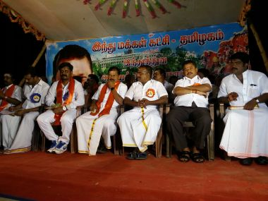 ProHindu groups in Tamil Nadu tell BJP not to attend Muslim Christian functions Will state voters fall for this