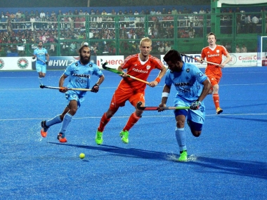 Hockey World League Final: India lose 1-3 to Netherlands, finish last in pool