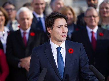 Canada to donate $75 million to the United Nations for Syrian refugee relief