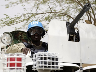 Deadly rocket attack on UN base in Mali kills three, injures 20