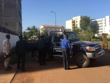 Mali siege as it unfolds Gunmen take 170 hostages including 20 Indians at Radisson hotel three killed