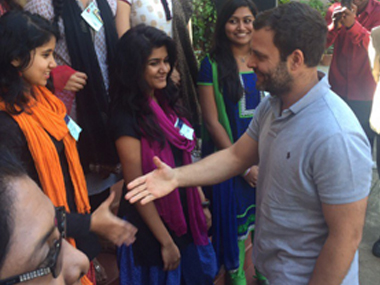 Rahul Gandhis embarrassment in Bengaluru is food for thought which he can consume at