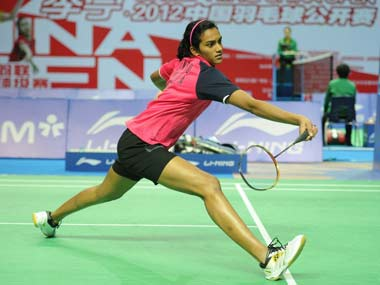 Badminton Association of India announces cash award of Rs 10 lakh for Sindhu