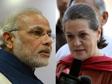 By inviting Sonia, Manmohan for chai pe charcha Modi shows he is defiant in defeat and