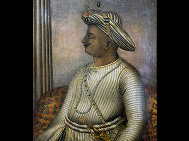 Tipu Sultan. Getty Images