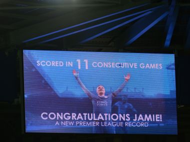 'An incredible story that keeps on going': Twitter reacts to Jamie Vardy's