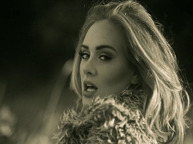 25 review Hello Adele whats new in your third studio album