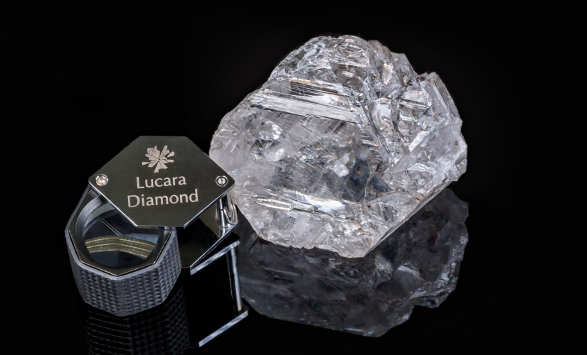 Size matters Largest diamond in over a century found in Botswana