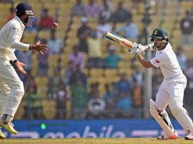 Pitch wars The other leg of the battle for Nagpur Test was fought on Twitter and how